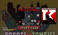 Dienos žaidimas: robotai vs zombiai