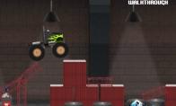 Dienos žaidimas: Monstriškas džipas