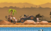 Dienos žaidimas: Paplūdimio transporteris