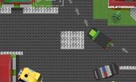 Dienos žaidimas: Lego miesto parkingas