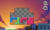 Dienos žaidimas: Mandras Tetris