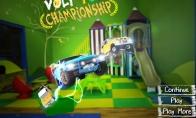Dienos žaidimas: Žaislinių mašiniukų lenktynės