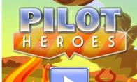 Dienos žaidimas: pilotai herojai