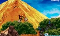Dienos žaidimas: Mergina ant motociklo