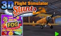 Dienos žaidimas: 3D skraidymo simuliatorius