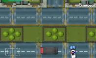 Dienos žaidimas: Policijos parkingas
