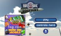 Dienos žaidimas: oro smūgis