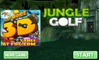 Dienos žaidimas: džiunglių golfas