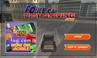 Dienos žaiidmas: policijos automobilių miestas