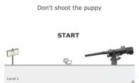 Nenušauk šuniuko