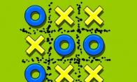 Kryžiukai nuliukai. Ar sugebėsi sužaisti lygiosiomis?