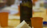 Itališkas skanėstas su lervomis