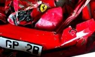 Ką daryti su sudaužytu Ferrari