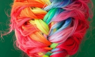 Malvinos plaukai