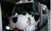 Mokykliniai autobusai Japonijoje