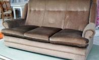 Tikra vyriška sofa