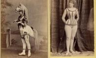 19 amžiaus šokėjos