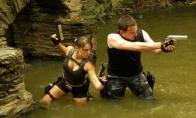 Gražuolė Lara Croft