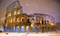 Europa pasinėrė į ledynmetį