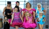 Grožio konkursas mergaitėms JAV
