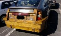 Toyota Prius tiuningas