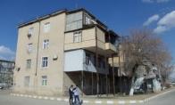 Balkonų miestas Nakhichevan