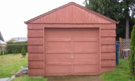 Kaip garažas virsta nameliu