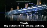 "Klaidos Camerono ""Titanike"""