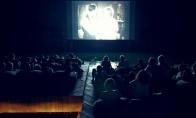 Kino teatras ant vandens