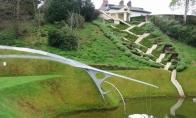 Kosminės spekuliacijos sodas Škotijoje