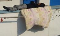 Beprotiškas miegas Kinijoje