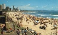 Pietų Afrikos pliažai po 40 metų