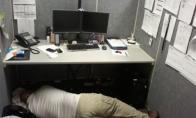 """""""Nekenčiu savo darbo"""""""