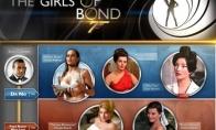 Visos Džeimso Bondo moterys