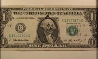 Piešiniai ant dolerio