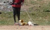 Afrikos vaikų žaislai