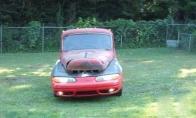 Beprotiškas automobilio hibridas