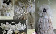 Nuostabios fėjų suknelės