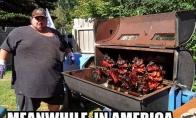 Tuo tarpu Amerikoje...