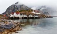 Sveiki atvykę į Norvegiją