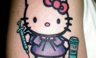 Naudingos medicininės tatuiruotės