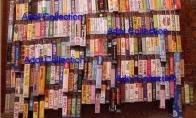 Didžiausia kompiuterinių žaidimų kolekcija