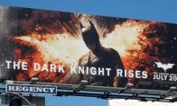 Kaip buvo padarytas naujo Betmeno plakatas