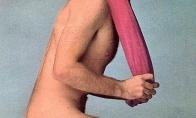 """Karšti vyrai iš 70-ųjų žurnalo """"Playgirl"""""""