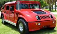 Modifikuotas Hummer H1