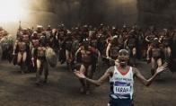 Mo Farah bėga nuo įvairių dalykų