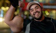 Didžiausi bicepsai pasaulyje