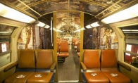 Prabangiausias traukinys pasaulyje