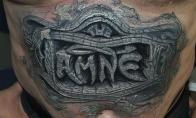 Žiaurokos trimatės tatuiruotės