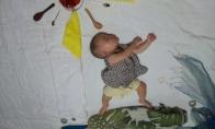 Menas iš miegančio vaiko